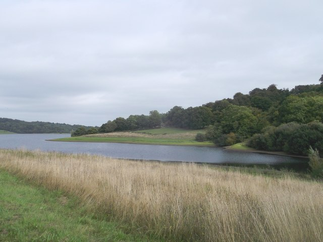 Bewl Water Reservoir and Greenwoods Wood