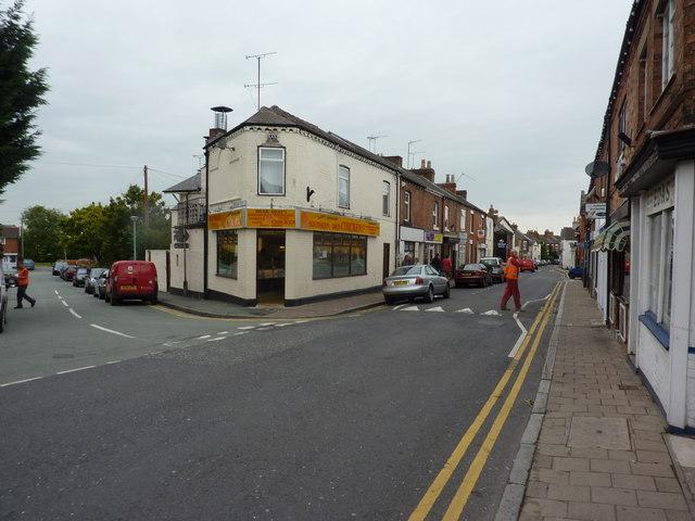 Garden Lane, Orchard Street, Chester