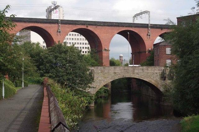 Mersey & King St West Bridge