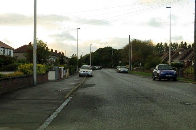 Midgeland Road
