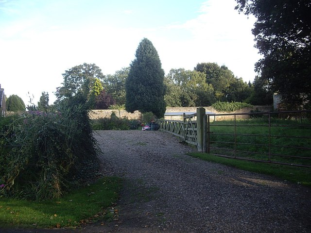 Access to Holywell Hall