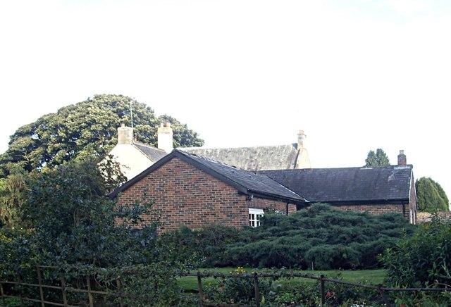 Old Hall, Holywell