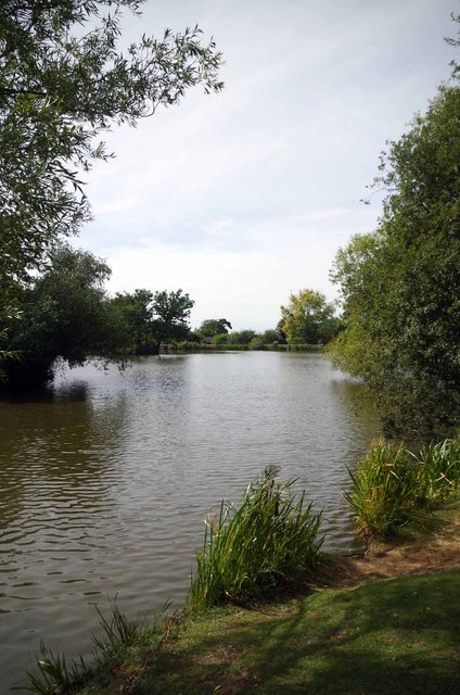 Lake Meadows Lake