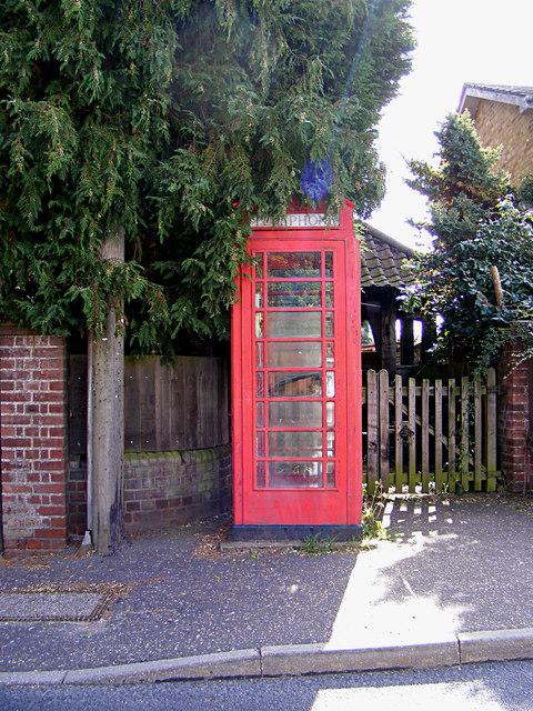 Felthorpe Telephone Box