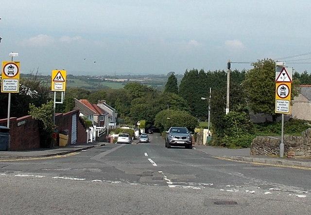 Roseland Road, Waunarlwydd