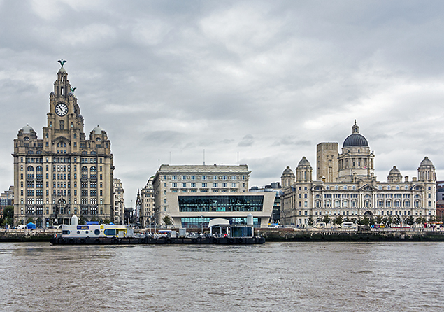 Departure from the Pier Head