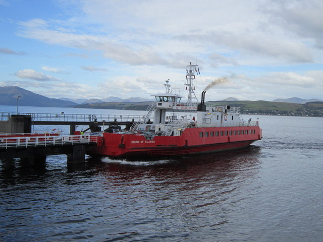 The Sound of Scarba at McInroy's Point
