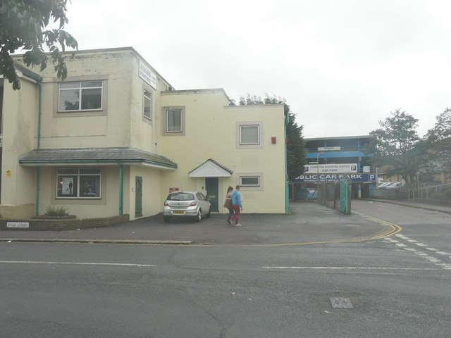Former premises of Cab For 1, Dour Street