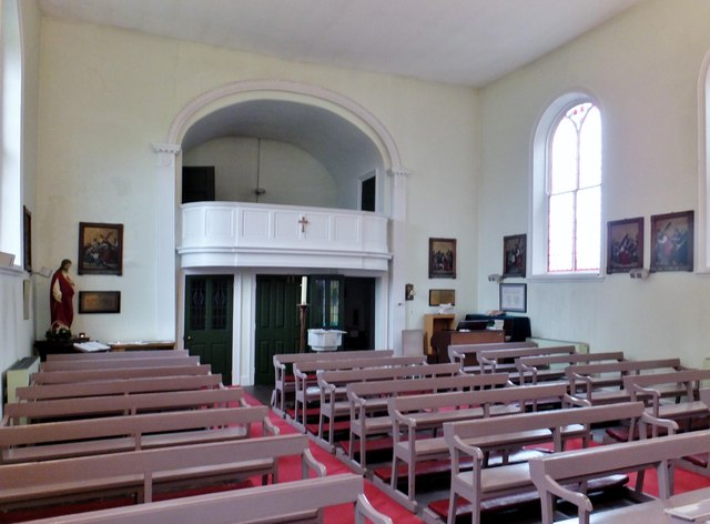 St Mary & St Joseph R.C. Church, Grape Lane, Hedon, Yorkshire