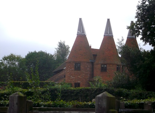 Little Butts Farm Oast