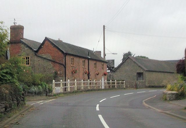 The Cottage at Clunton