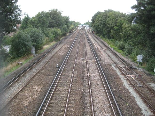 Petts Wood: South Eastern Main Line (1)