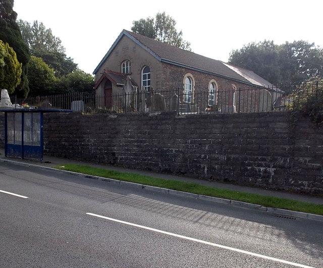 Bethany chapel, Waunarlwydd