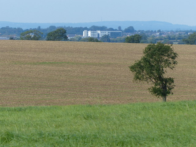 Farmland near Foston