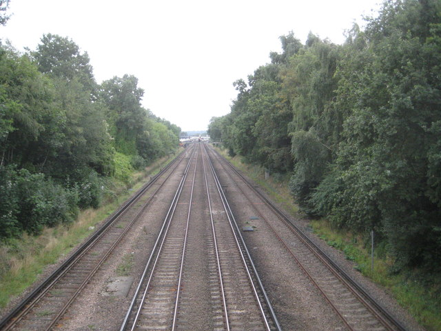 Petts Wood: South Eastern Main Line