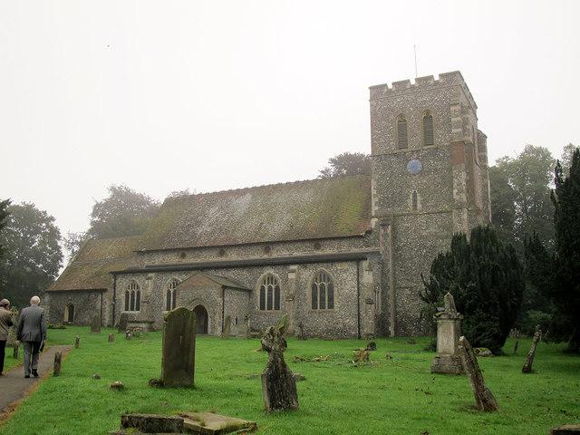 St John the Baptist, Meopham