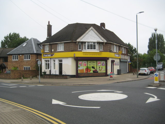 Petts Wood: Crofton Convenience Store