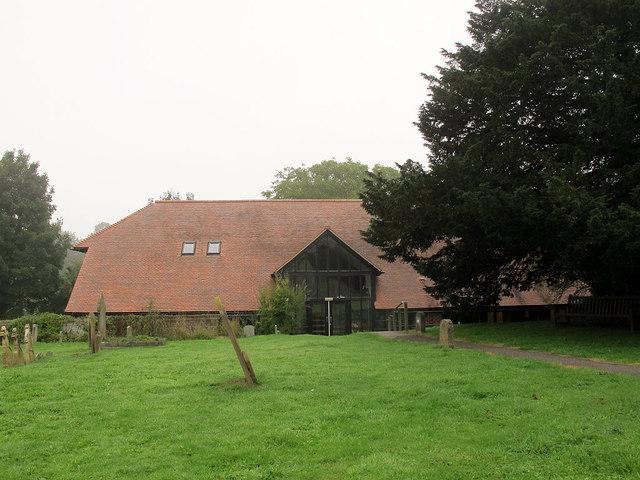 St John's church hall, Meopham