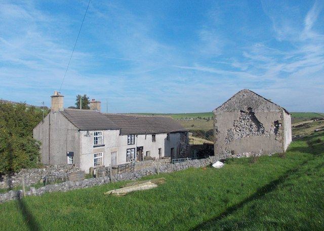 Meadow Farm on Meadow Lane, Tideswell