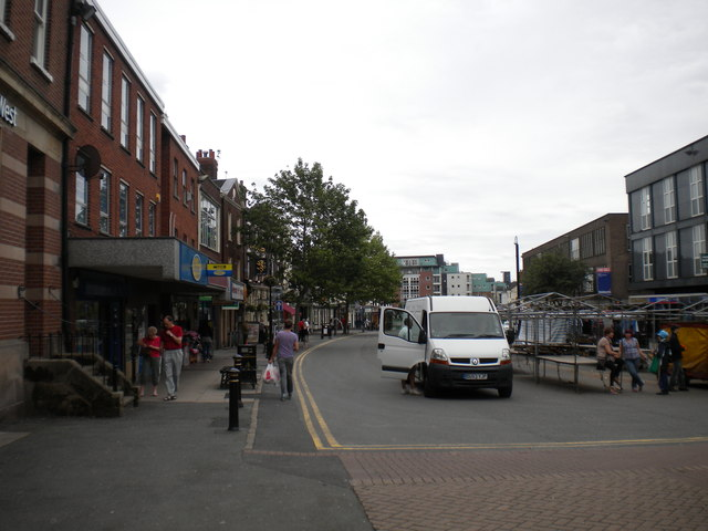 High Street, Newcastle under Lyme (2)