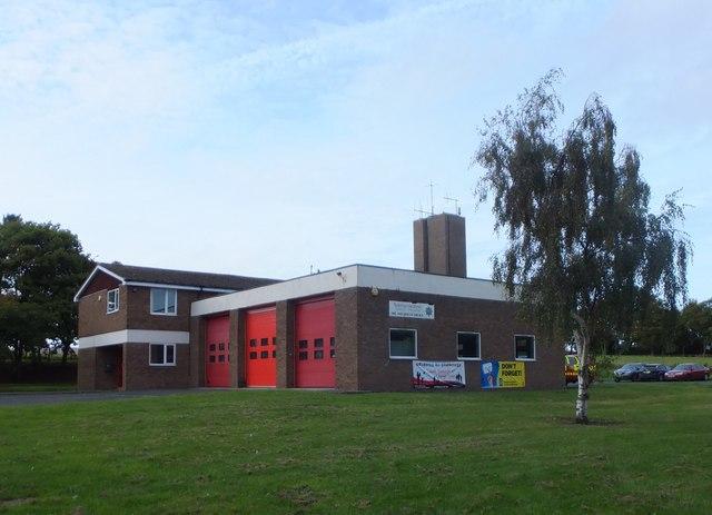 Berwick Fire Station