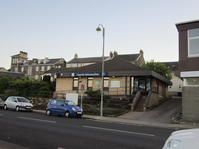 The Tourist Information Centre, Dunoon