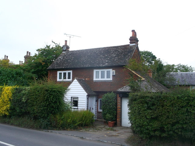 Cottage, Cousley Wood