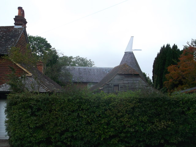 The Oast, Pell Green