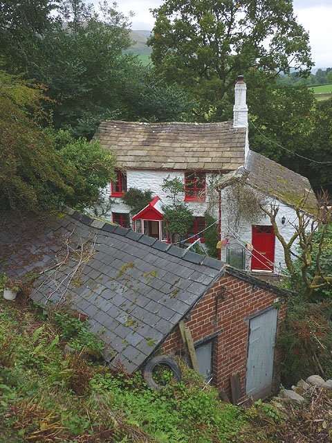 Cottage beside the Clough River