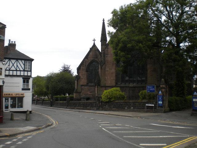 Church Street, Newcastle under Lyme