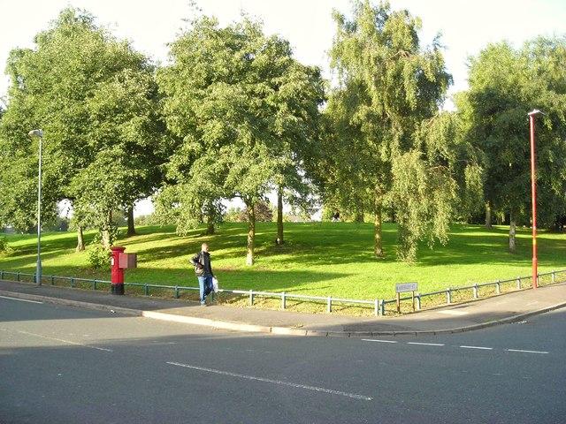 Park on Winson Street