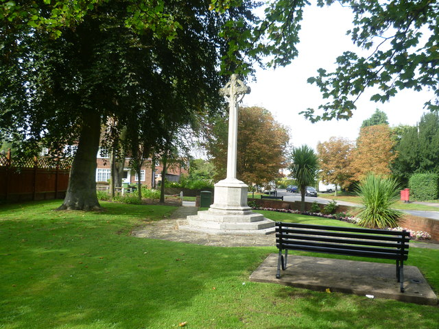 Long Ditton War Memorial