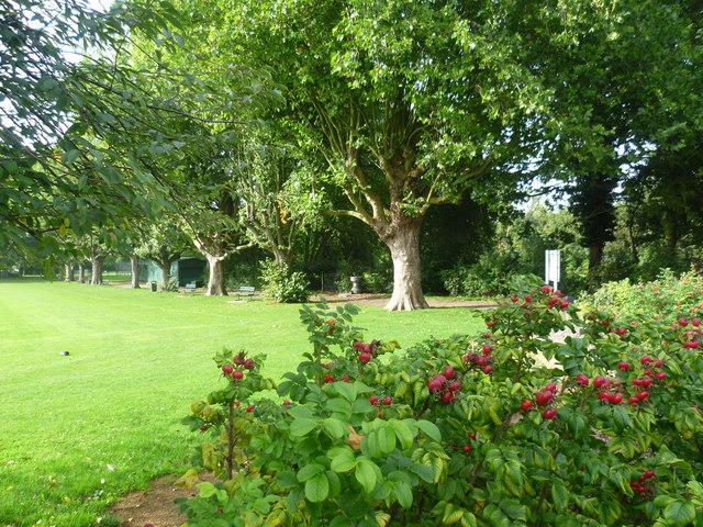 King Edwards Recreation Ground