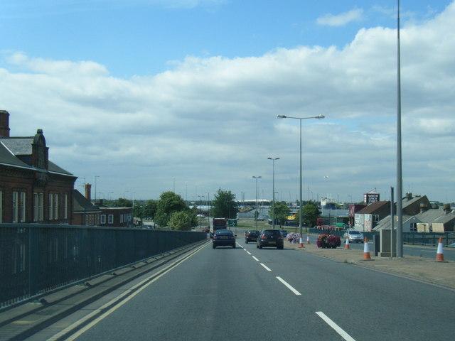 A180 Cleethorpe Road