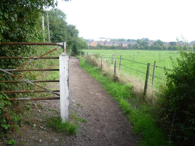 Path to Chessington