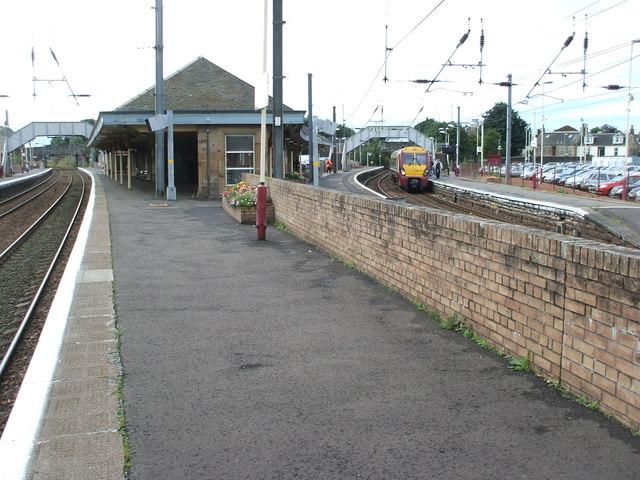 Kilwinning railway station, Ayrshire