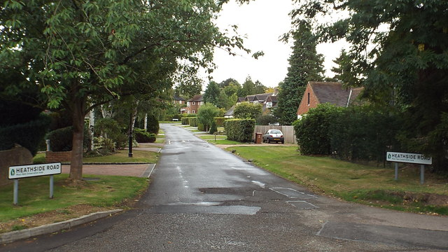 Heathside Road, Moor Park