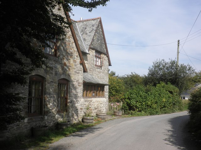 Former School House, Challacombe