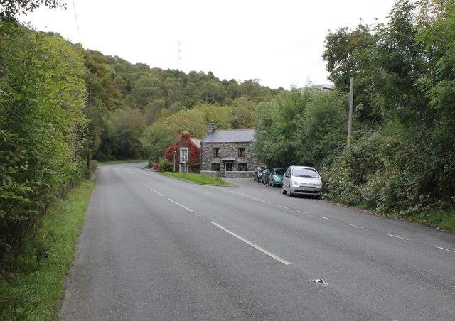 Rhyd-y-sarn, Gwynedd