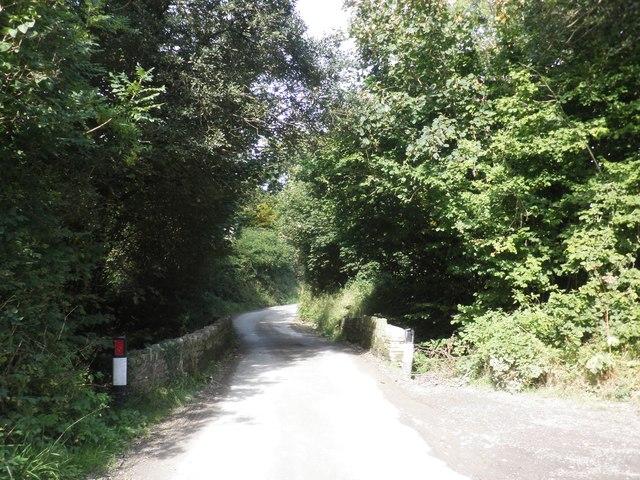 Rooksfoot Bridge, Challacombe