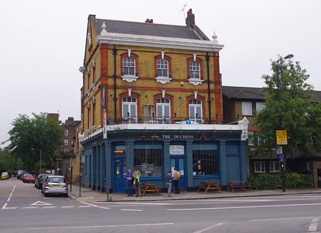 The Duchess, Battersea Park Road