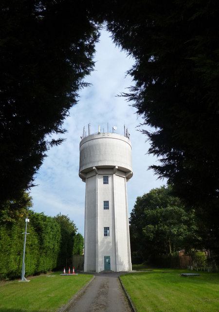 Water Tower, Emmer Green