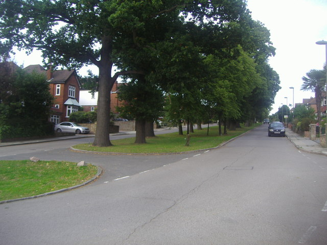 Monkfrith Way, Southgate