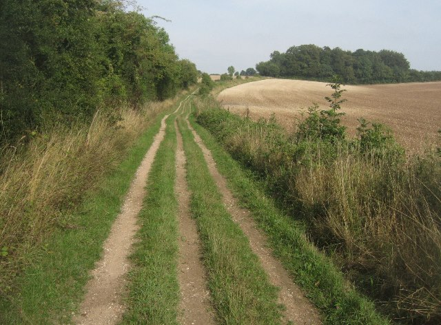 Three track byway