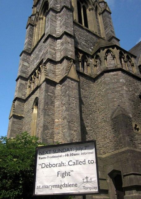 """Deborah: called to fight"""