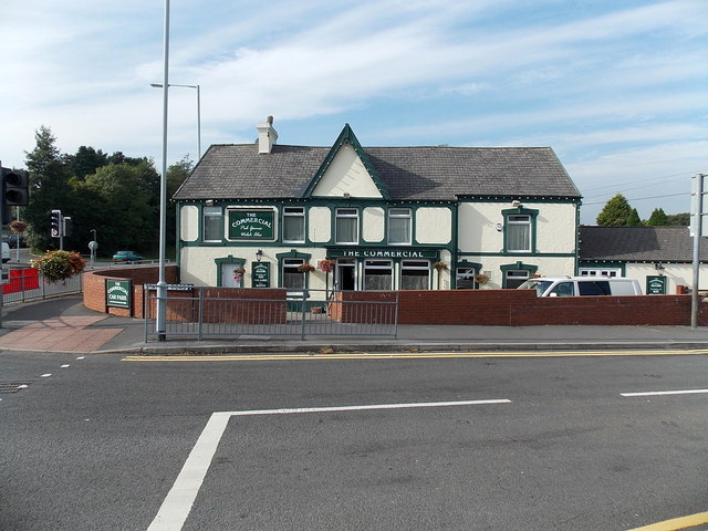 The Commercial, Gowerton