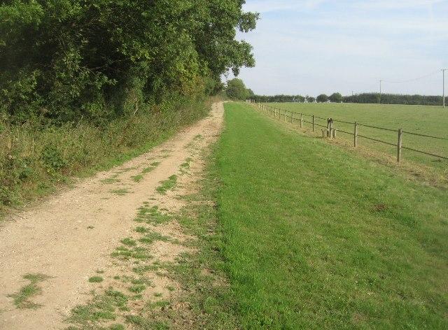 Farm track - Clarken Green