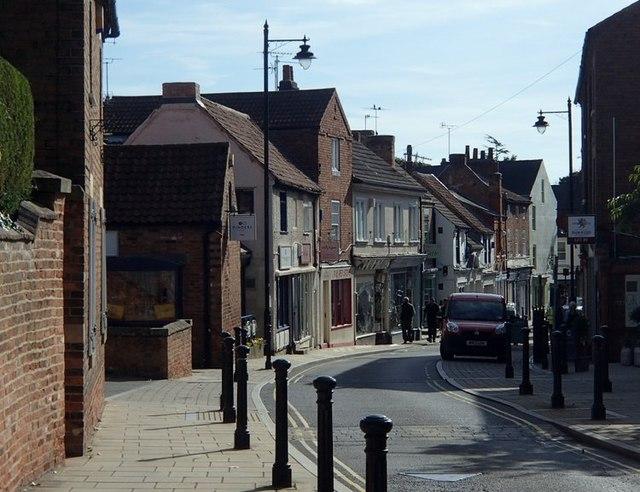 Queen Street, Southwell