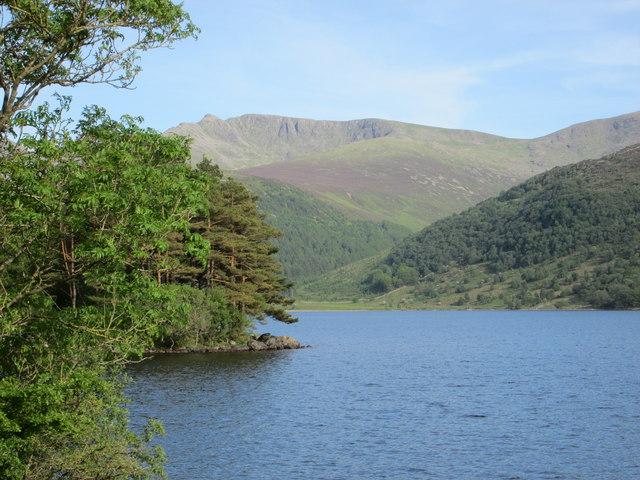 Ennerdale Water and Scoat Fell
