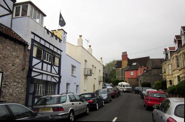 Luccombe Hill, Bristol